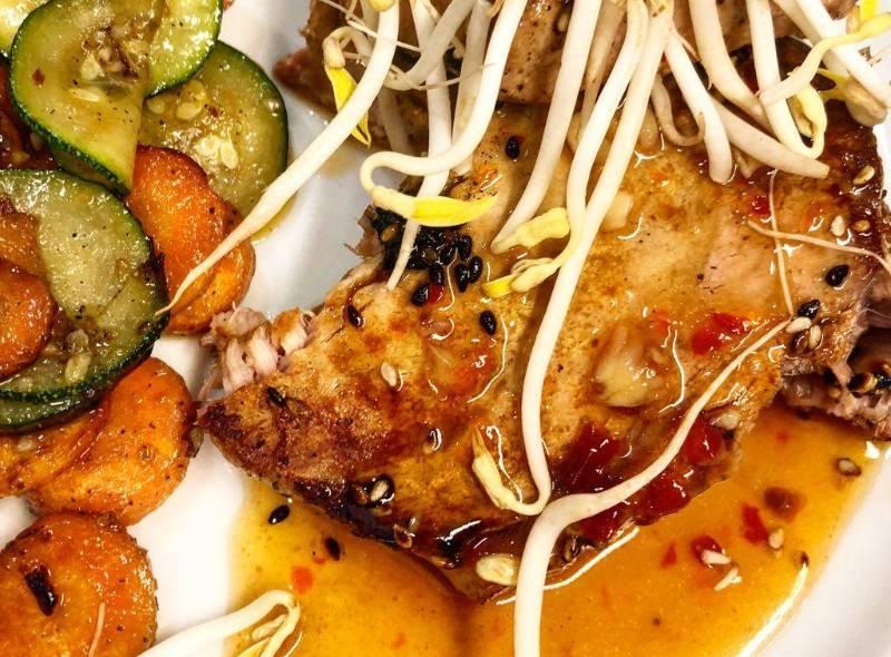 Restaurant - Magnolia Café - Nice
